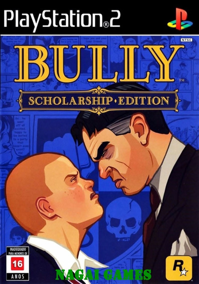 Bully Ps2 Game Legendado Pt-br