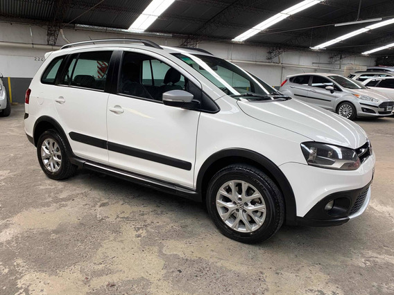 Volkswagen Suran Cross 1.6 Highline Msi 110cv 2014