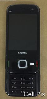 Nokia N85 - Desbloqueado 5mp, Bluetooth 8gb, Fm - Usado