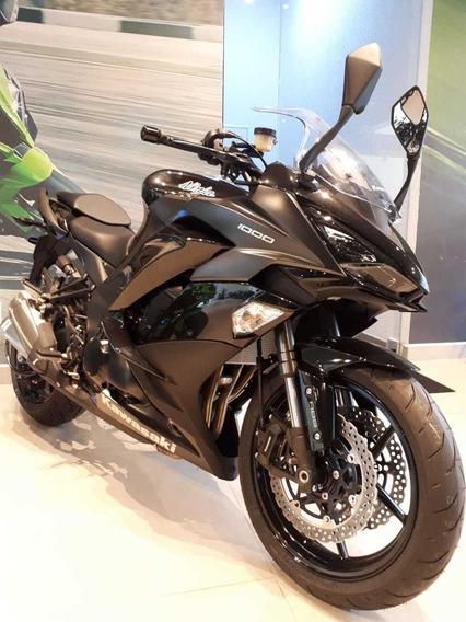 Kawasaki Ninja 1000 - (juliana)