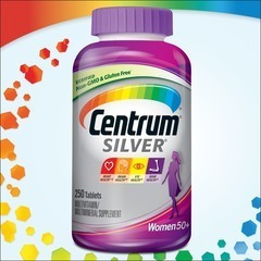 Centrum Silver + 50 Womens, Centrum Men