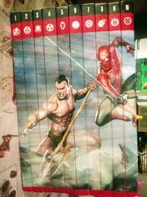 Os Heróis Mais Poderosos Da Marvel 1 Ao 10- Frete Grátis