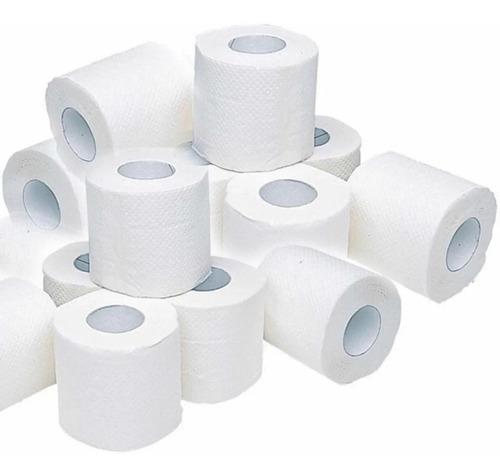 Papel Higienico Blanco 500m X 4 Rollos Calidad Premium