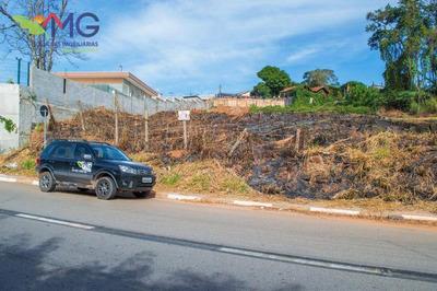Terreno Residencial À Venda, Caetetuba, Atibaia. - Te0155
