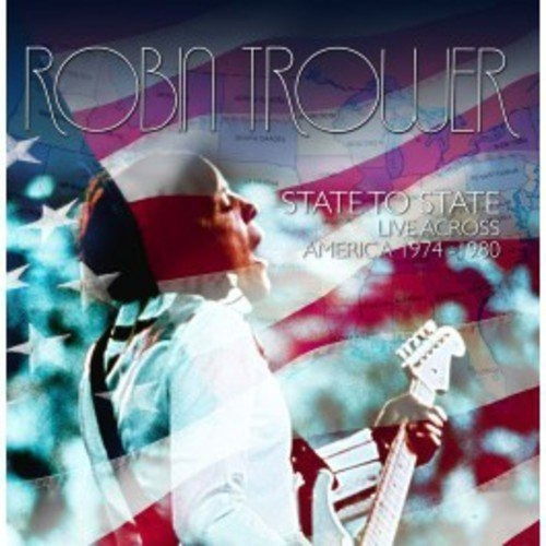 Trower Robin State To State Live Across America 1974 - 1980
