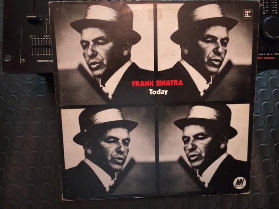 Disco De Vinilo - Frank Sinatra - Today