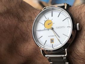 Relógio Seiko Spirit Yellow Dot Automatic Scve001 Rarissimo