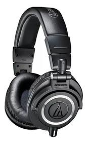 Fone Ouvido Profissional Audio-technica Ath-m50x M50x