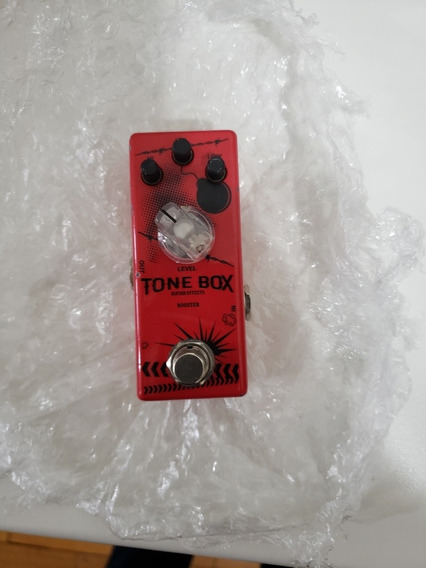 Pedal Booster Overtone