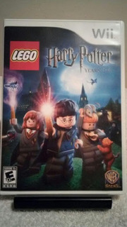 Lego Harry Poter Years 1- 4 Wii --------------------mr.game