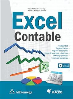 Libro Excel Contable Autor: Oceda Samaniego, César