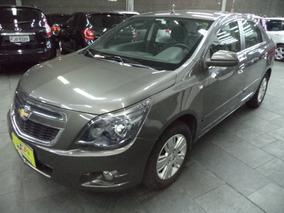 Chevrolet Cobalt 1.8 Ltz Automatico Completo Rodas