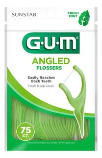 Seda Dental Flossers Angled Gum X 75und