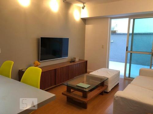 Apartamento À Venda - Lagoa, 1 Quarto,  60 - S893065793