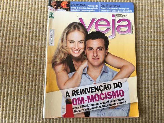 Revista Veja 5 Angélica Huck Celebridade Lula Política L331