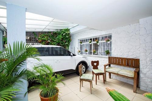 Imagem 1 de 15 de Casa - Planalto Paulista - Ref: 129524 - V-129524