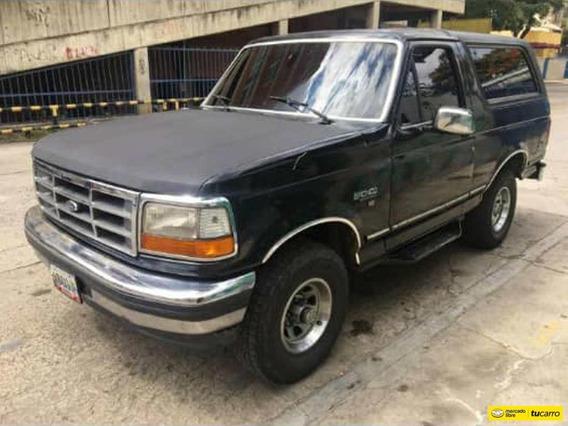 Ford Bronco - Automatica 4x4