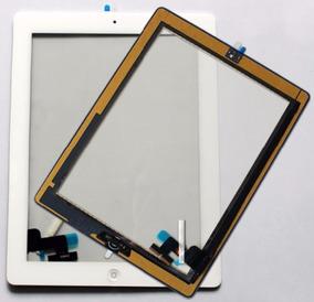 Tela Vidro Toutch Ipad 2 + Botão Home