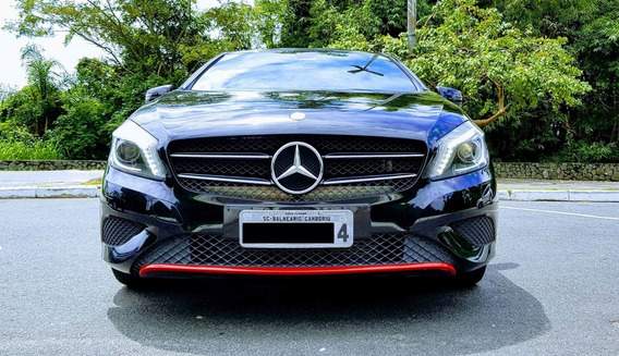 Mercedes Benz Classe A 1.6 Turbo 2015