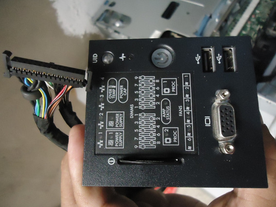 Painel Controle Hp Proliant Dl380 G7