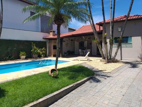 Casa À Venda, 360 M² Por R$ 770.000,00 - Jardim Britânia - Caraguatatuba/sp - Ca4280