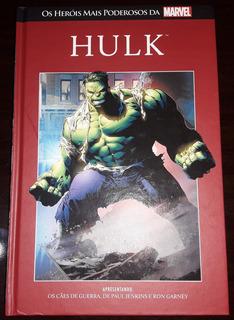 Livro Marvel Heroes Ed. 4 - Hulk