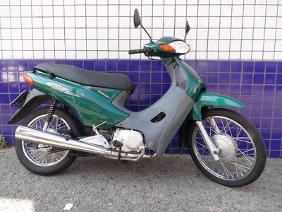 Biz 100 Verde 2004 Nova !! Revisada E Com Garantia!! Confira