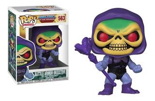 Funko Pop! Masters Of The Universe - Skeletor 563 Original