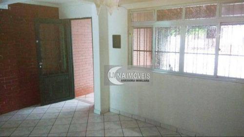 Imagem 1 de 22 de Casa Com 2 Dormitórios À Venda, 130 M² Por R$ 480.000,00 - Jardim Hollywood - São Bernardo Do Campo/sp - Ca0499