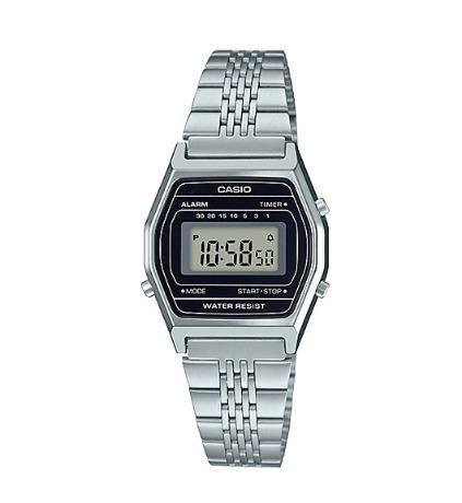 Relógio Casio Vintage Feminino La690wa-1df