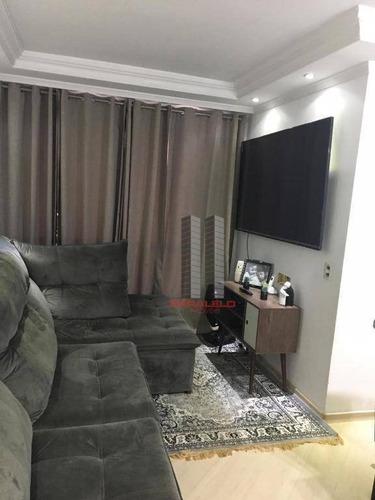 Apartamento Com 2 Dormitórios À Venda, 55 M² Por R$ 420.000 - Vila Bertioga - São Paulo/sp - Ap2813
