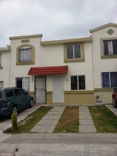 Casa En Condominio En Huehuetoca, Montemayor