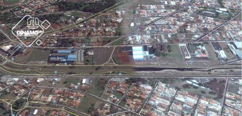 Área À Venda, Ribeirânia. - Ar0021