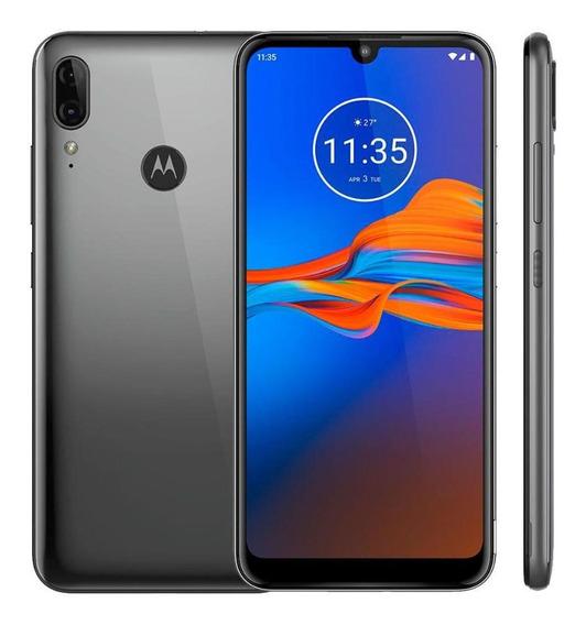 Smartphone Moto E6 Plus Xt2025-1 32gb Cinza Metalico