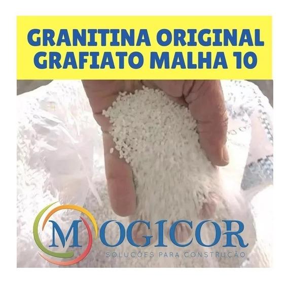 Frete Barato Granitina 10kg - Grafiato P/ Casa - Promoção!!