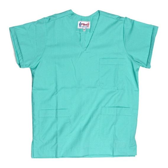 Conjunto Ambo Medico Pibot Verde Cirugia Local. Arciel Inta