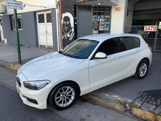 Bmw Serie 1 1.5 118i Active 136cv Blanco 2017