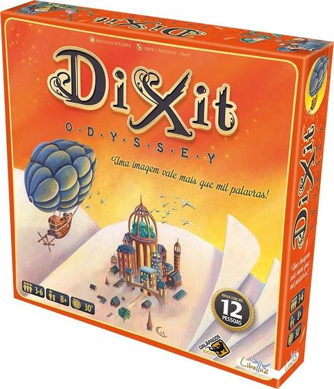 Dixit Odyssey Board Game Português