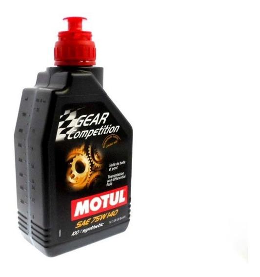 Óleo Sintetico Motul Gearcompetition 75w140 Ford Edge Fusion