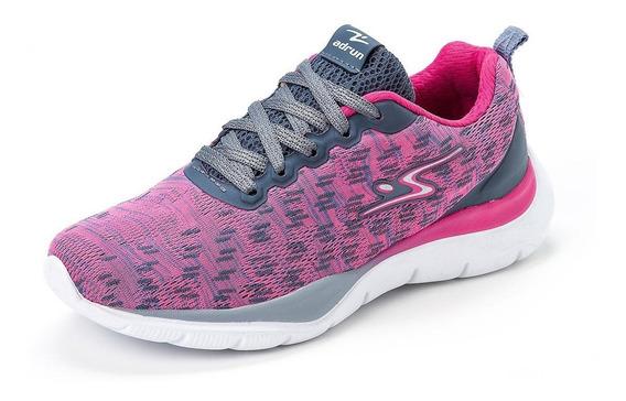 Tênis Adrun Soft Foot Feminino | Gaby Calçados