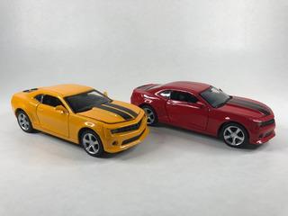 Miniatura Chevrolet Camaro Cores Variadas Coleção Promoção
