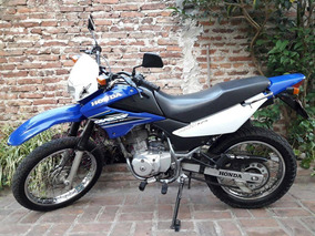 Honda Bros Nxr 125 No Xr