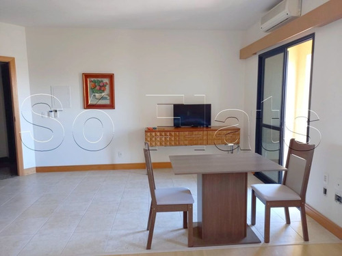 Apartamento No Hotel Araucária Com 42m² Disponível À Venda. - Sf32888