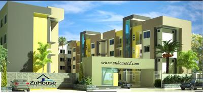 Apartamento En Plano De 2 Habitaciones En Santiago Wpa164
