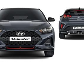 Hyundai Veloster Tech At 2.0 150cv Contado Y Financiado(jv)