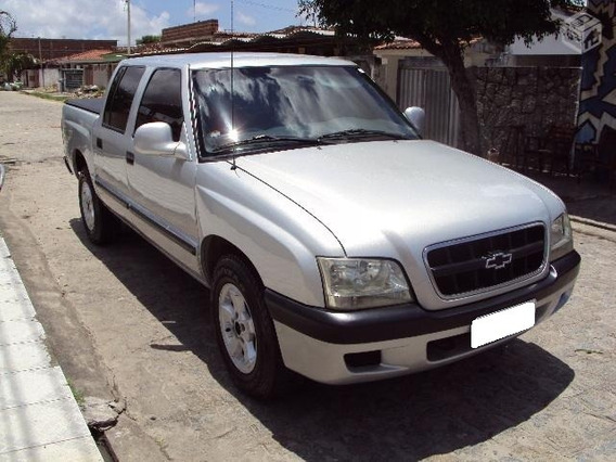 Chevrolet S10 2.8 4x4 Cd 12v Dlx Turbo Diesel 4p Manual 2003