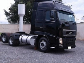 Volvo Fh 440 2011 6x2 Globetrotter