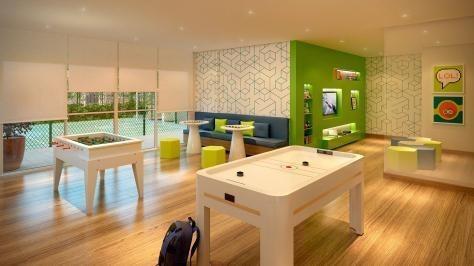 Apartamento Em Liberdade, São Paulo/sp De 41m² 1 Quartos À Venda Por R$ 337.000,00 - Ap149651