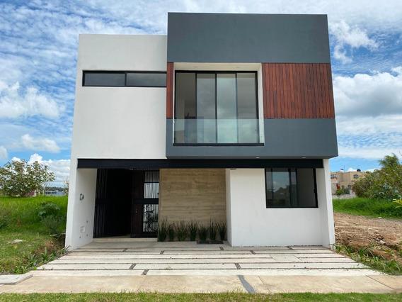 Casa En Venta Fraccionamiento La Cima Zapopan