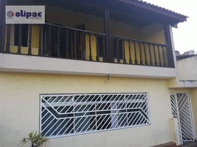 Sobrado Com 5 Dormitorios Em São Paulo - So0328